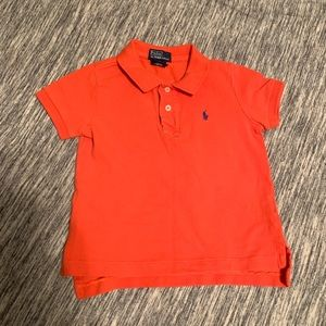 Boys Polo by Ralph Lauren Collared Shirt (2T)
